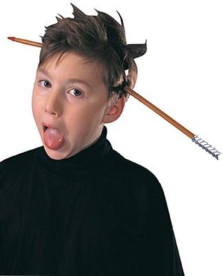 Arrow Thru Head Headband