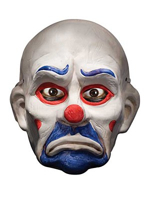 Batman Clown Joker Child Mask