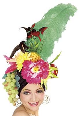 Tropicalia Deluxe Fruit Headpiece
