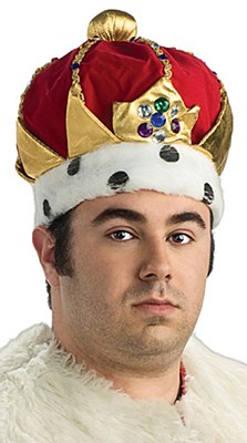 Royal Deluxe Soft Crown