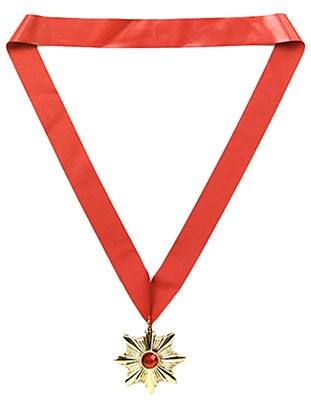Dracula Vampire Medal