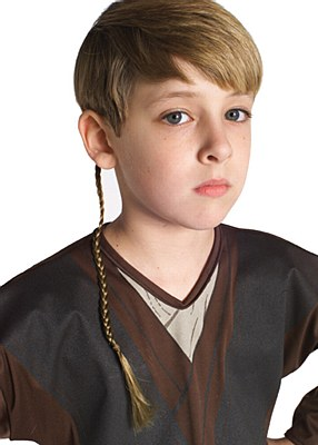 Star Wars Anakin Skywalker Jedi Braid