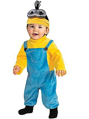 Minion Movie Kevin Toddler Costume