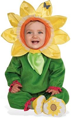 Sunflower Baby Infant Costume