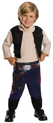 Star Wars Han Solo Toddler Costume