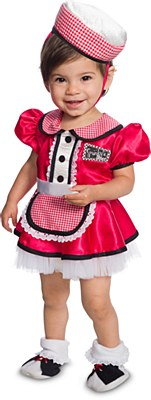 Diner Baby Infant Costume