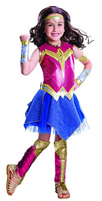 Wonder Woman Deluxe Child Costume