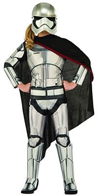 Star Wars The Force Awakens Captain Phasma Child Costume