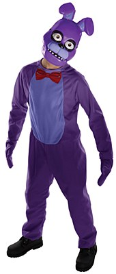 Five Nights At Freddy's Bonnie Child Costume
