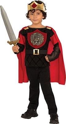 Little Knight King Child Costume