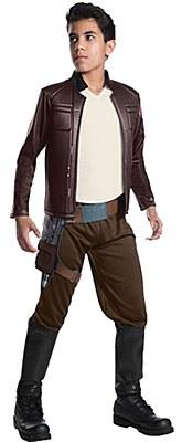 Star Wars The Last Jedi Poe Dameron Deluxe Child Costume