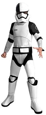 Star Wars The Last Jedi Executioner Trooper Deluxe Child Costume