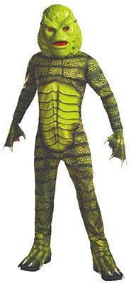 Creature From The Black Lagoon Child Costume