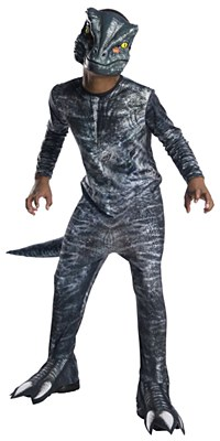 Jurassic World Velociraptor Child Costume