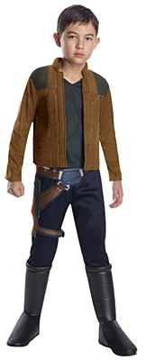 Solo: A Star Wars Story - Han Solo Deluxe Child Costume