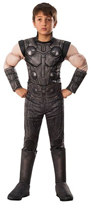 Avengers Infinity War Thor Deluxe Child Costume