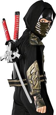 Double Dragon Ninja Weapon Set