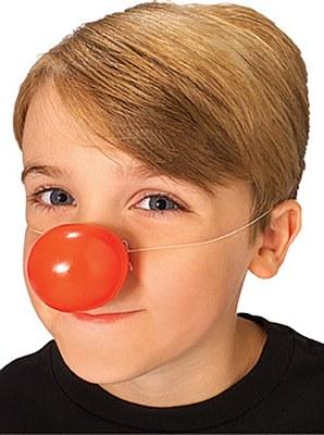 Clown Plastic Nose