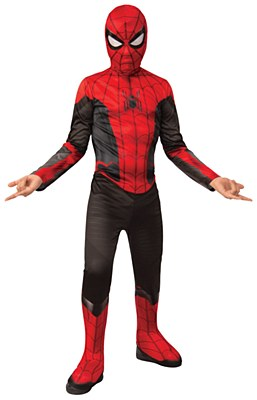 Spiderman Far From Home Child Costume