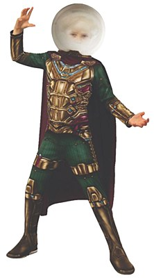 Mysterio Far From Home Child Costume