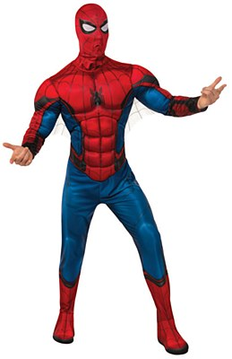Spiderman Far From Home Deluxe Adult Costume