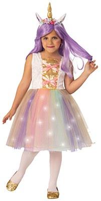 Unicorn Light Up Child Costume