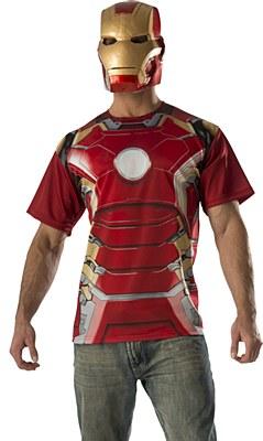 Avengers Iron Man Adult Costume Kit
