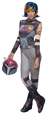 Star Wars Rebels Sabine Wren Adult Costume
