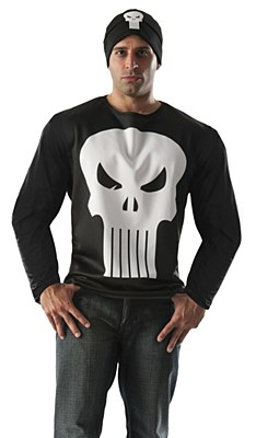 Punisher Adult Costume Kit