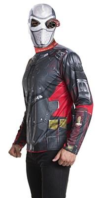 Suicide Squad Deadshot Adult Costume Kit
