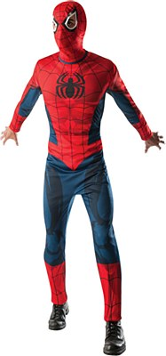 Spider-Man Comic Adult Costume