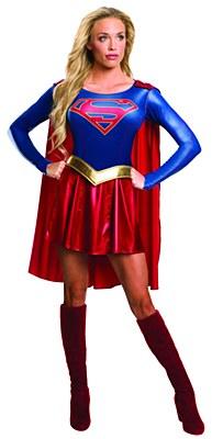 Supergirl TV Series Deluxe Adult Costume