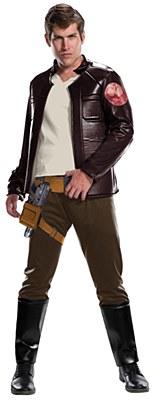 Star Wars Last Jedi Poe Dameron Deluxe Adult Costume