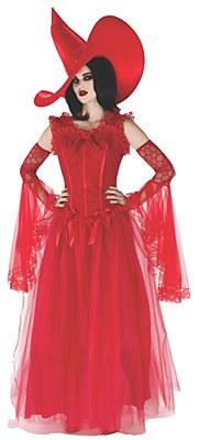 Scarlet Tulle Skirt