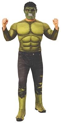 Infinity War Hulk Deluxe Adult Costume