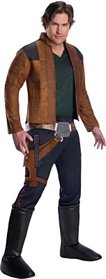 Solo: A Star Wars Story - Han Solo Deluxe Adult Costume