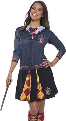 Gyffindor Hermione Granger Adult Shirt