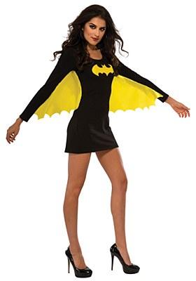 Batgirl Dress Adult Costume