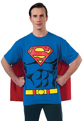 Superman Adult T-Shirt