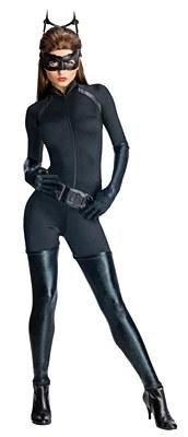 Batman Catwoman Dark Knight Adult Costume