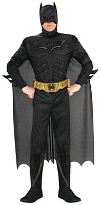 Batman Dark Knight Muscle Adult Costume