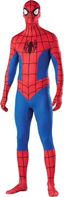 Spider-Man 2nd Skin Morphsuit Adult Costume