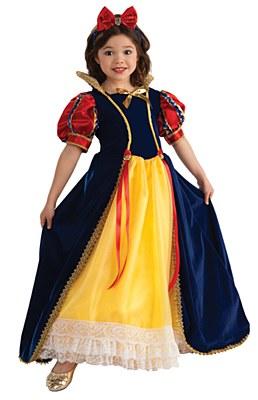 Snow White Enchanted Princess Child Costume