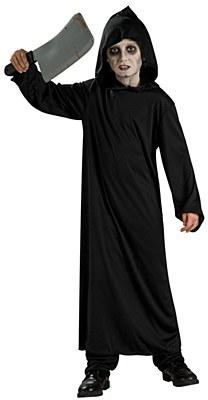 Horror Child Black Robe