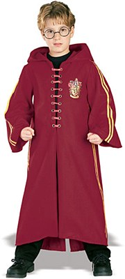 Harry Potter Quidditch Deluxe Child Robe