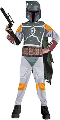 Star Wars Boba Fett Child Costume
