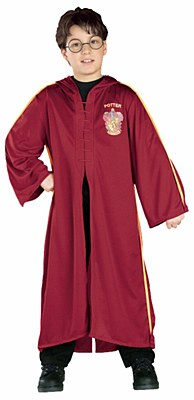 Harry Potter Quidditch Child Robe