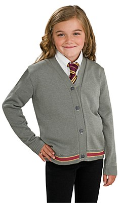 Harry Potter Hermione Child Costume Kit