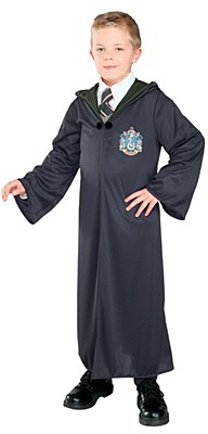 Harry Potter Slytherin Child Costume