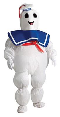 Stay Puft Marshmallow Man Child Costume